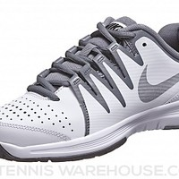Nike Vapor Court White/Silver Women's Shoe