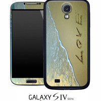 Love The Beach Skin for the Samsung Galaxy S4 S3 S2 by TheSkinProz
