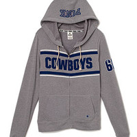 Dallas Cowboys Perfect Full-Zip - PINK - Victoria's Secret