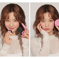 3 Concept Eyes 3CE BARBAPAPA Blush Cushion #Pink | Korean Makeup | StyleKorean.com