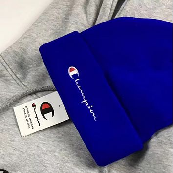 Fashion Casual Cool Comfortable Soft Champion Knit Hat
