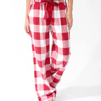 Buffalo Plaid PJ Pants | FOREVER21 - 2030187020