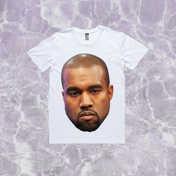 Kanye West T-Shirt | Unisex S-XXL | Tumblr Cute Kawaii Coo Seapunk Funny Kim Kardashian *ON SALE*