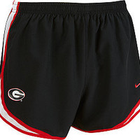 Nike Women's NCAA University of Georgia Tempo Shorts - Dick's Sporting Goods