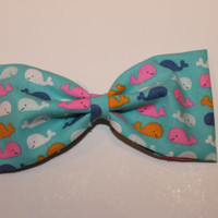 Vineyard Vines Whale Hair Bow