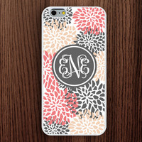 popular iphone 6 case,flower iphone 6 plus case,monogram iphone 5s case,gift iphone 5c case,idea iphone 5 case,art flower iphone 4s case,beautiful iphone 4 case