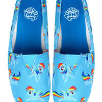 MY LITTLE PONY SLIP ONS