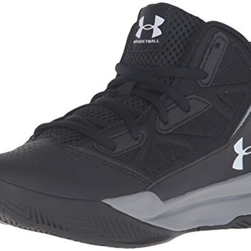 Under Armour Boys' Boys' Grade School Jet Mid
