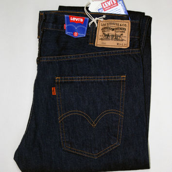 Levi's Vintage Clothing 1960s 606® Jeans - Dark Rinse