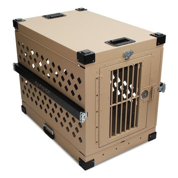 Collapsible Aluminum Dog Crates, Free Shipping Included