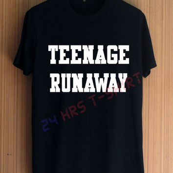 Teenage Runaway Shirt Harry Styles Shirts One by 24hrsTShirt