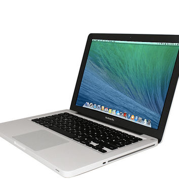 Apple MacBook Pro 13 Bundle with Clip Case, Wireless Mouse, & Software — QVC.com