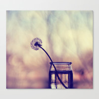 lonely Stretched Canvas by ingz