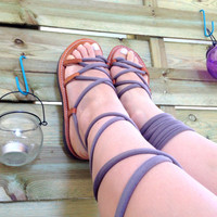 Gladiator Sandals - Trip to Safari