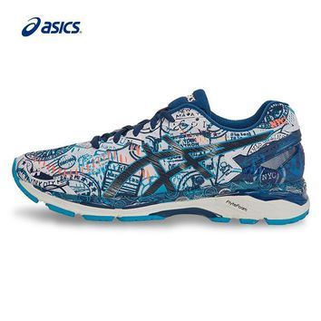 Original ASICS Men Shoes GEL-KAYANO 23 Breathable Cushion Running Shoes Sports Shoes Sneakers