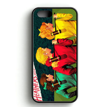 HEATHERS BROADWAY MUSICAL HOME GIRL iPhone 4s iPhone 5s iPhone 5c iPhone SE iPhone 6|6s iPhone 6|6s Plus Case
