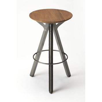Allegheny Industrial Chic Bar Stool By Butler Specialty