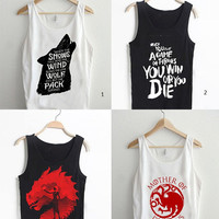 Mother of dragon, GOT Awesome Tank Top