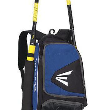 Easton E200P Baseball/Softball Backpack Bat Bag - Royal Blue - New 2017