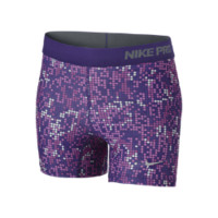 Nike Pro Graphics Girls' Boyshorts - Club Pink