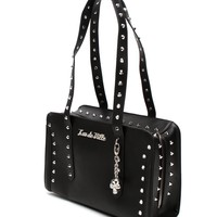 Troublemaker Tote Small Black Matte