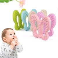 Butterfly-Shaped Large Teething Baby Toy
