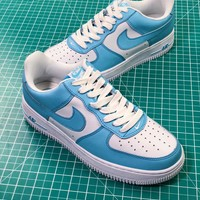 Nike Air Force 1 Low Premium Af1 World Cup Argentina Sport Shoes - Best Online Sale