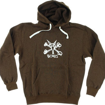 Bones Vato Op Hoody/Sweater Medium Brown Heather