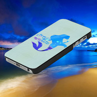 Ariel Little Mermaid Disney Quote - For IPhone 4 / 4S / 5 / 5S / 5C and Samsung Galaxy S3 / S4 Case