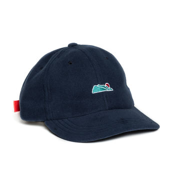 Polartec Fleece Hat - Navy