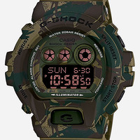 G-Shock Gdx6900mc-3 Watch Camo Green One Size For Men 27022853301