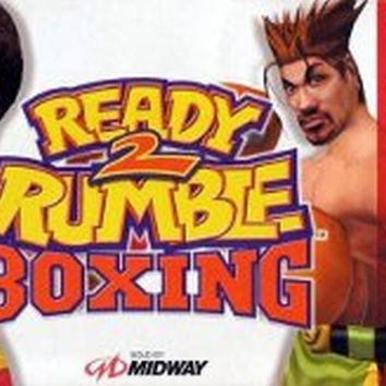 Ready 2 Rumble Boxing (Nintendo 64, 1999) N64
