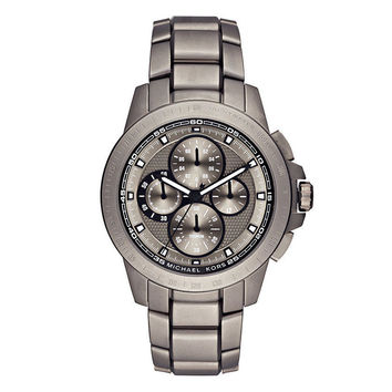 Michael Kors Men's Ryker Titanium Watch 43mm MK8530