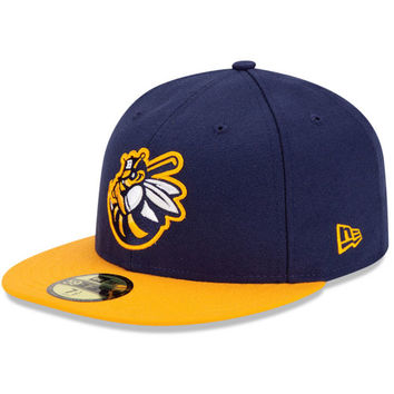 Burlington Bees Authentic Home Fitted Cap - MLB.com Shop