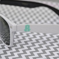 Monogrammed Colored Sunglasses