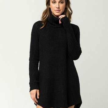 ELEMENT Eleven Womens Sweater Dress