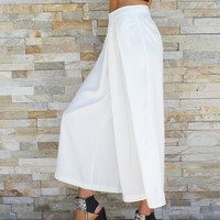 CULOTTE WHITE BLISS