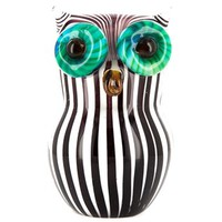 Striped Glass Owl | Shop Hobby Lobby