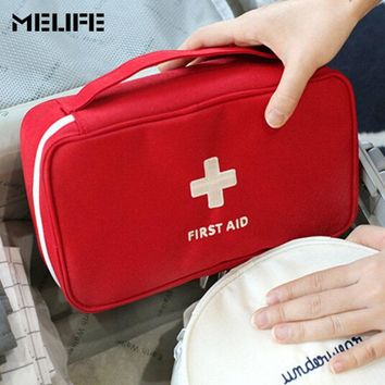 MELIFE Safe Camping Hiking Car First Aid Kit Medical Emergency Kit Treatment Pack Outdoor Wilderness Survival For Sport Tour