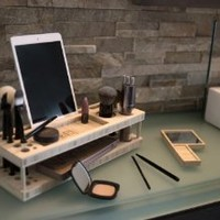 iSkelter Beauty Station  |  Modern Design Bamboo Products