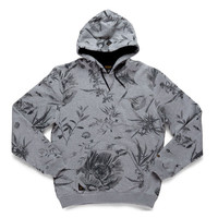 10 Deep: Night Vision Bacchannal Hoody - Heather Grey