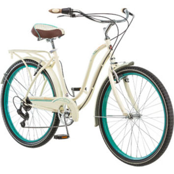 "Walmart: 26"" Schwinn Fairhaven Women's 7-Speed Cruiser Bike, Cream"