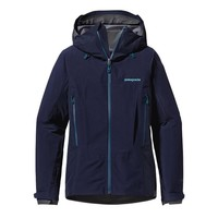 Patagonia Women's Super Alpine Jacket for Alpine Climbing