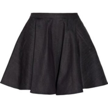 Chalayan Denim circle skirt – 70% at THE OUTNET.COM
