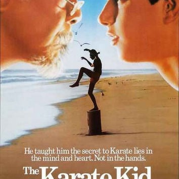 Karate Kid (1984) Movie Poster 11x17