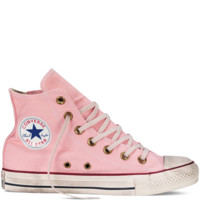 Converse - Chuck Taylor Washed Side Zip - Hi - Mallow Pink