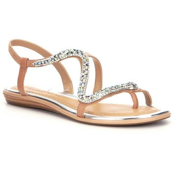Antonio Melani Sonoran Jeweled Snake Sandals | Dillards