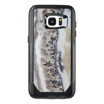 Dendritic Agate Pattern OtterBox Samsung Galaxy S7 Edge Case