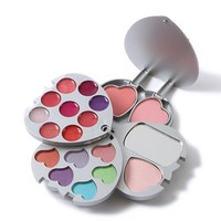 Music Bling Heart Shaped Makeup Kit  | Claire's