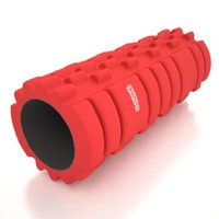 "BEST Foam Roller For Muscle Massage - 13"" x 5"" -For Physical Therapy & Exercise - FREE Ebook Instructions - Ideal for Myofascial Release - Back - IT Band & Full Body Stiffness Relief"